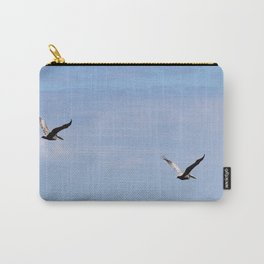 Pair of Pelicans Carry-All Pouch