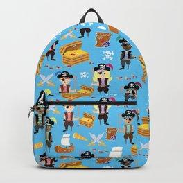 Ahoy Matey! Kids Pirate Treasure Hunt Backpack