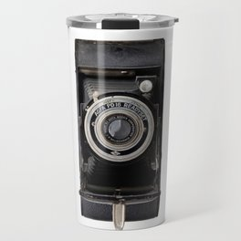 Vintage Agfa Camera Travel Mug