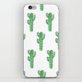 Saguaro Love II PATTERN iPhone Skin