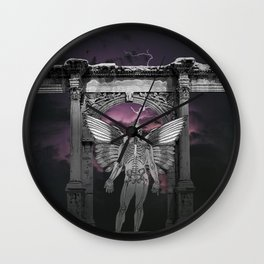 THE SECOND COMING Wall Clock