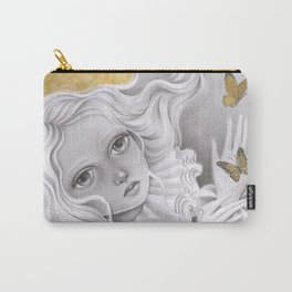 Golden Wings Carry-All Pouch