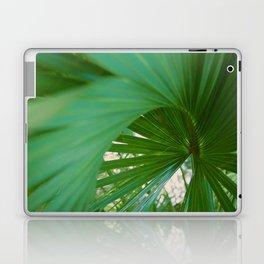 Curvy Fern Jungle Style Laptop & iPad Skin