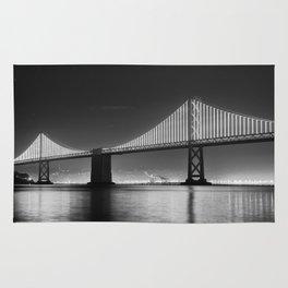 Bay Bridge Lights Rug