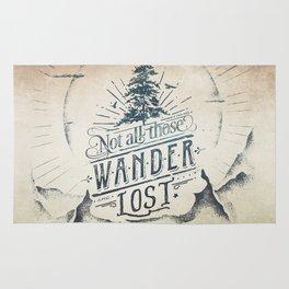 Im a wanderer Rug