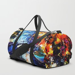 Tradis Art On The River Way Duffle Bag
