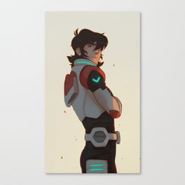 best pilot - Keith Canvas Print
