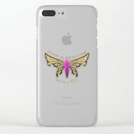 Nostalgic - Gelfling Clear iPhone Case
