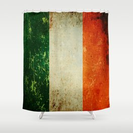 irish flag shower curtains society6