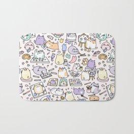 Artsy Cats Bath Mat
