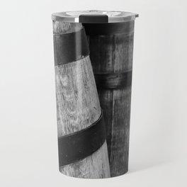 Wine Barrels in San Luis Obispo Travel Mug