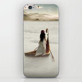 Claymore iPhone Skin