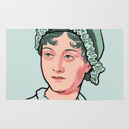 Jane Austen Rug