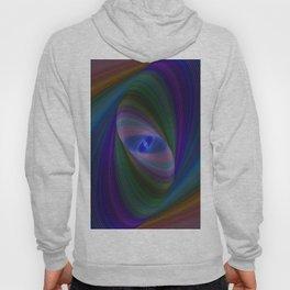 Elliptical fractal Hoody