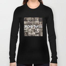 Irony Arts2 Long Sleeve T-shirt