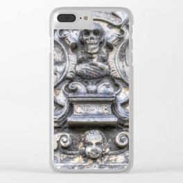 Guards Of The Tomb Clear iPhone Case