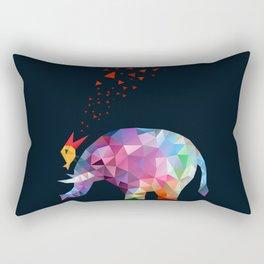 birdcall Rectangular Pillow