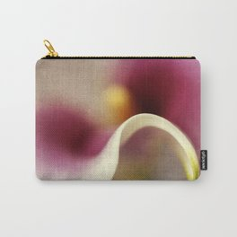 Calla Lily AbstractII Carry-All Pouch