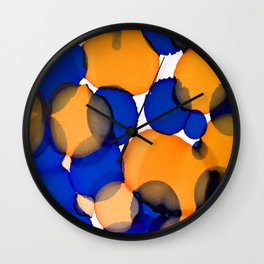 CO2 Wall Clock