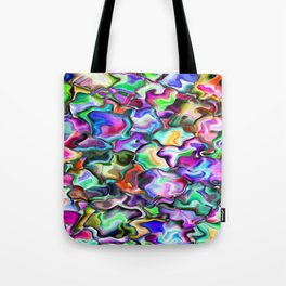 unusual abstract art design background Tote Bag