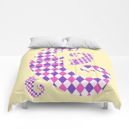 Harlequin Comforters