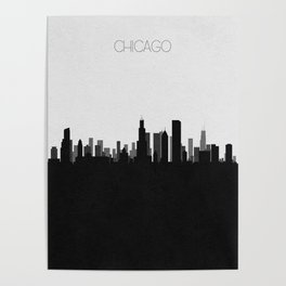 City Skylines: Chicago Poster