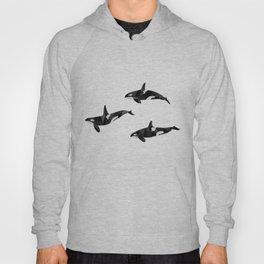 Killer Whale Pod Hoody
