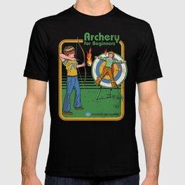ARCHERY FOR BEGINNERS T-shirt