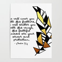 Psalm Posters | Society6