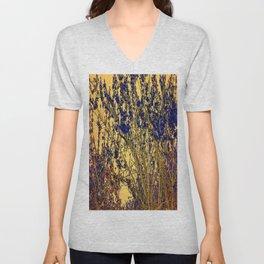 Nature Abstract - Art Unisex V-Neck