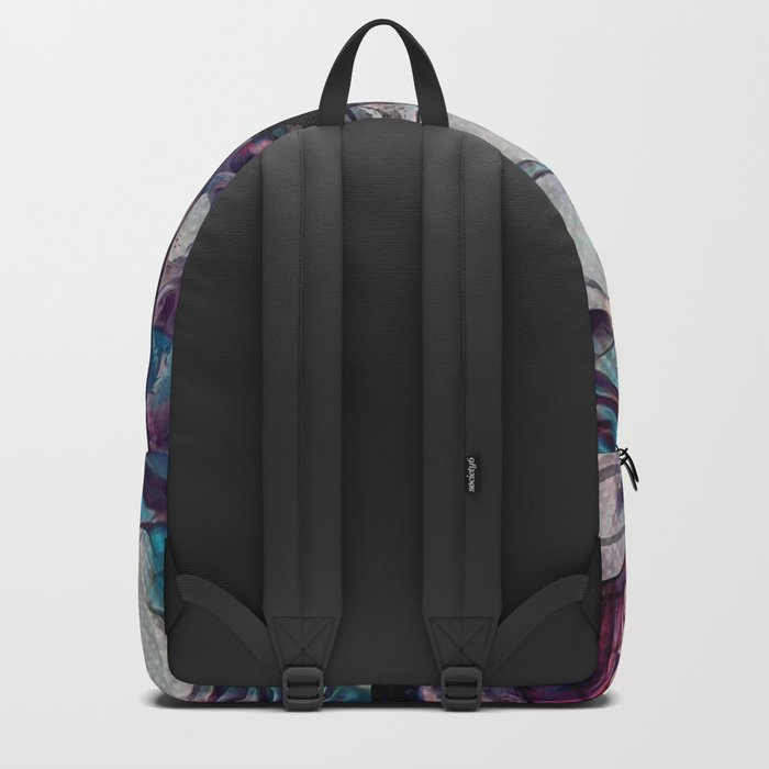 Within This Strange And Frightening World Backpack