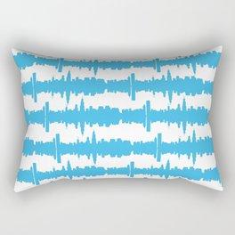 Chicago Sound Machine Rectangular Pillow
