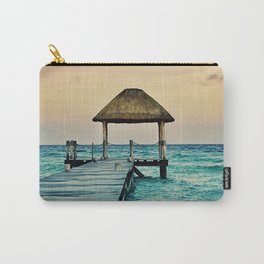 Mexico Sunset Carry-All Pouch