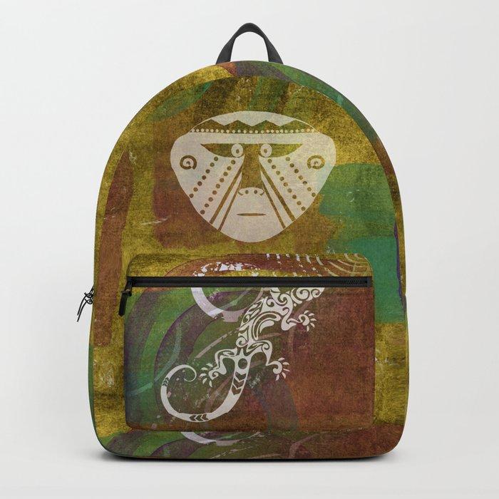 Samba Backpack by bohemianbound | Society6