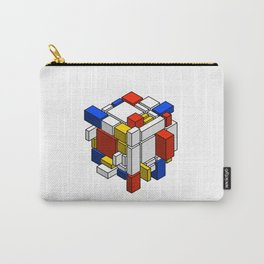 Cuboidism Carry-All Pouch
