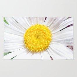 Daisy Flower Close-Up #1 #art #society6 Rug