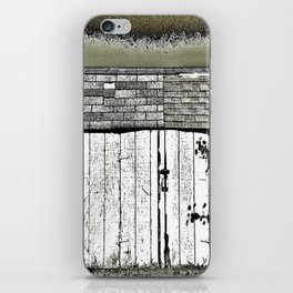 WHAT'S IN THE SHED! iPhone Skin