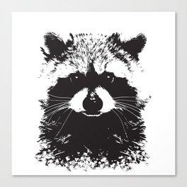 Trash Panda Canvas Print