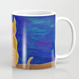 Fairy on the Moon Coffee Mug