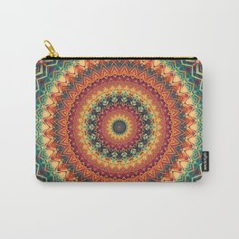 Mandala 254 Carry-All Pouch