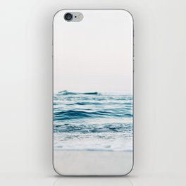 Kiss Me Like A Wave iPhone Skin