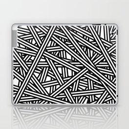 Interlaced Stripes Base Laptop & iPad Skin