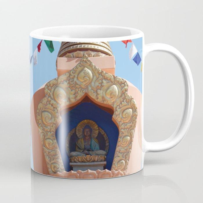 Buddhist Stupa  Coffee Mug