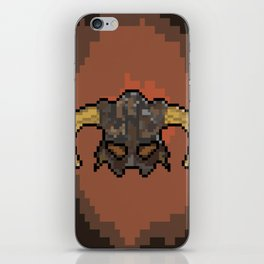 Skyrim Dragonborn iPhone Skin
