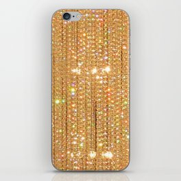All that glitters iPhone Skin