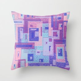 Being Creative Throw Pillow