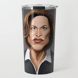 Celebrity Sunday ~ Gillian Anderson Travel Mug