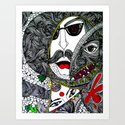 Bollywood | Limited Edition of 50 Prints by kaleidodrama