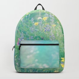 Mountain Wildflowers Backpack