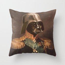 General Vader Class Photo | Fan Art Throw Pillow